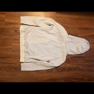 lululemon athletica Jackets & Coats - Lululemon All Good Pullover/Hoodie Gray 8